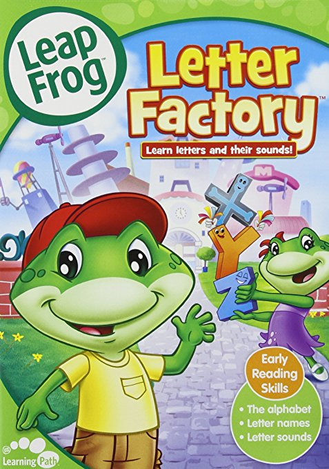 Leap Frog:Letter Factory
