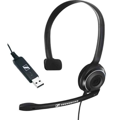 ゼンハイザー ヘッドセット PC 7 USB
