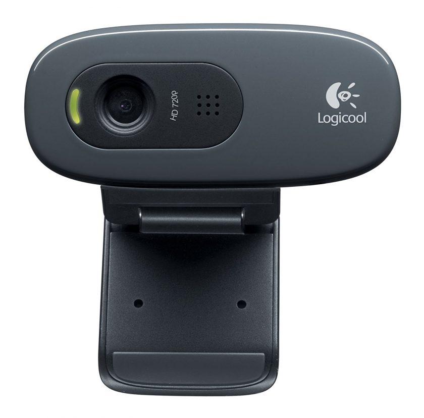 LOGICOOLのウェブカメラC270
