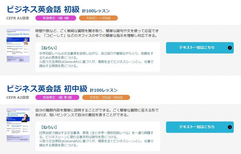 産経オンライン英会話ビジネスコース
